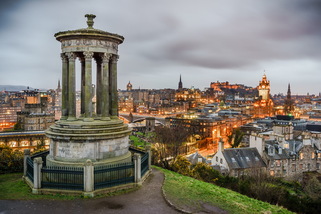 Bridging Loan for a property in Edinburgh