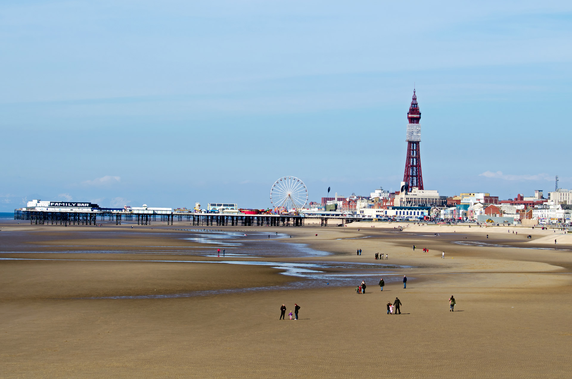 Commercial Finance For a Care Home in Blackpool
