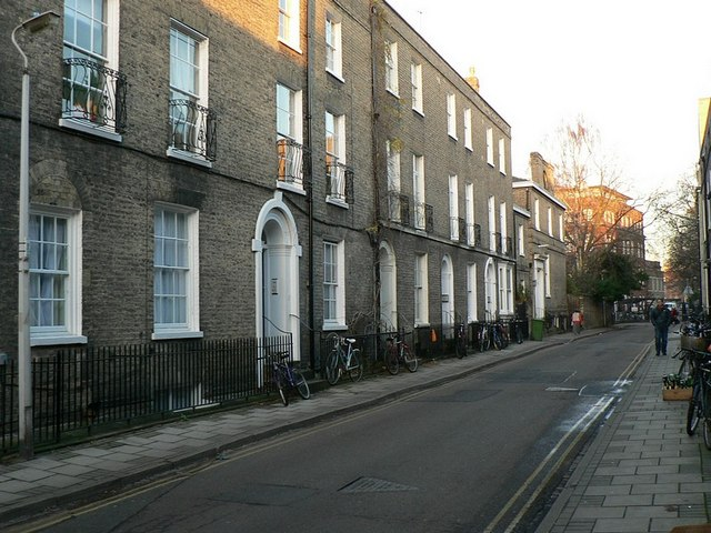 Cambridge Street